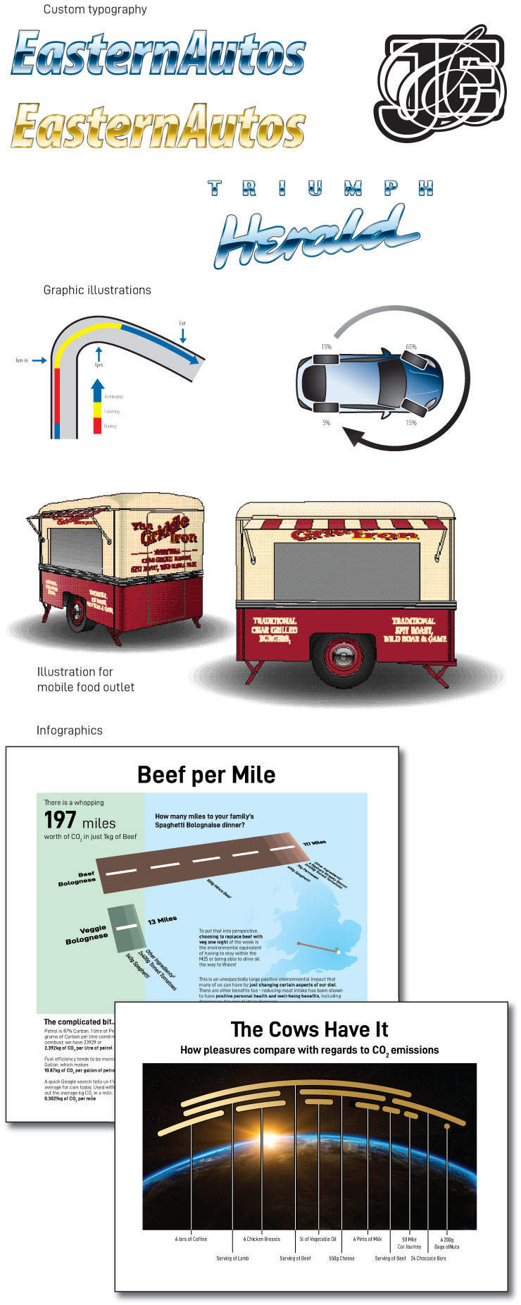Adobe Illustrator vector examples logos illustrations